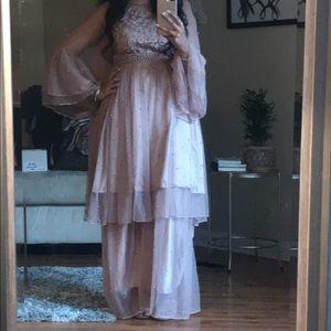 Indian / Pakistani / Desi sharara outfit